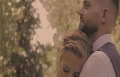 Anett és Feri esküvője
