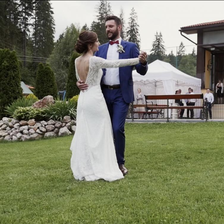 Ingrid és Tamás esküvője