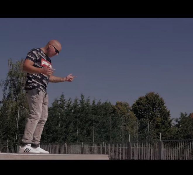 videoklip snittman rap