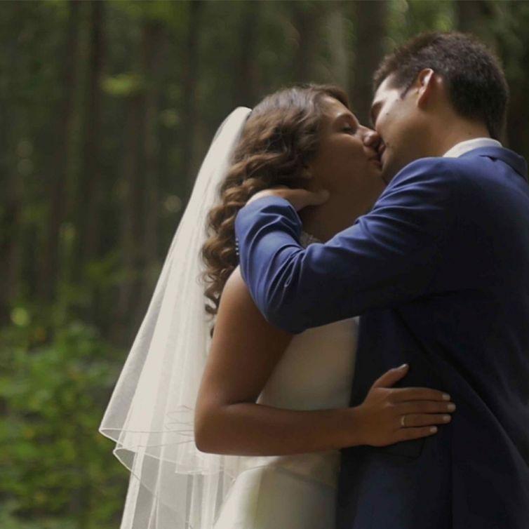 Anna és Bálint esküvője