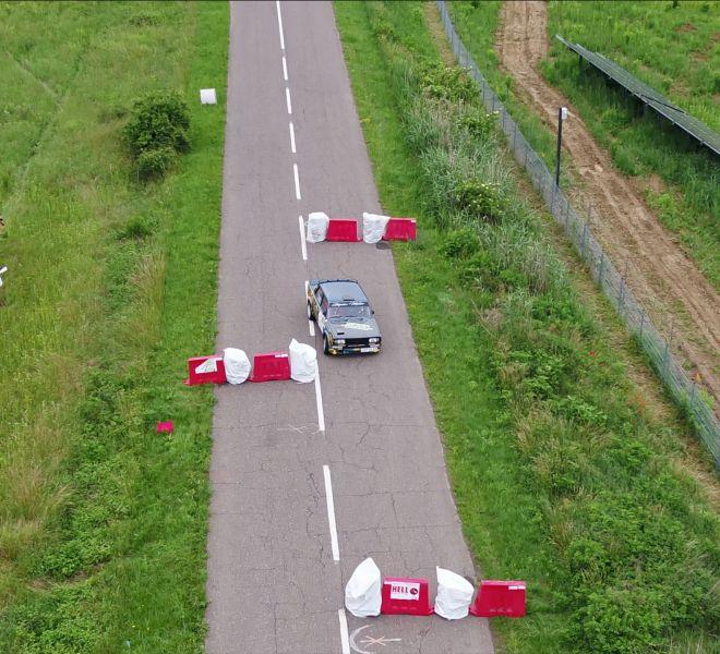 rally lada drone